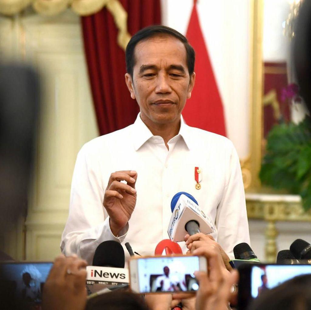 16 Jam Jelang Pengumuman Kabinet Jokowi, PAN-Demokrat Belum Dipanggil