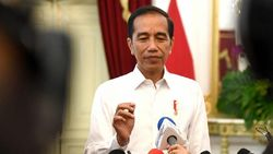 Kode Telepon Sabar Sebentar Lagi Jokowi Jelang Pengumuman Menteri