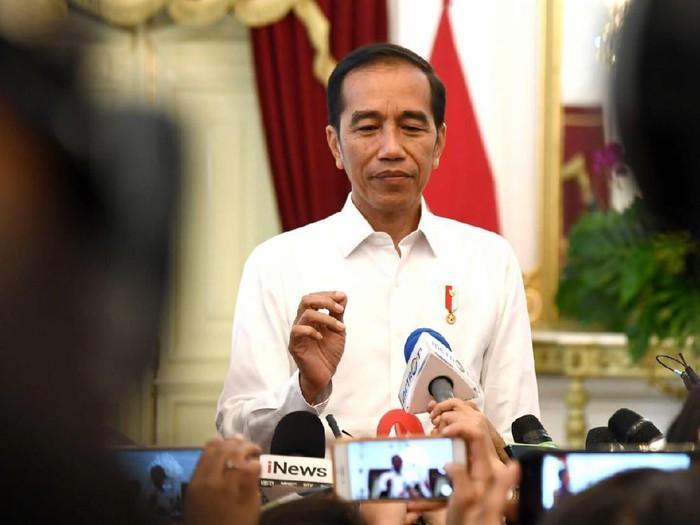 Presiden Jokowi. Foto: (Dok Biro Pers Setpres).
