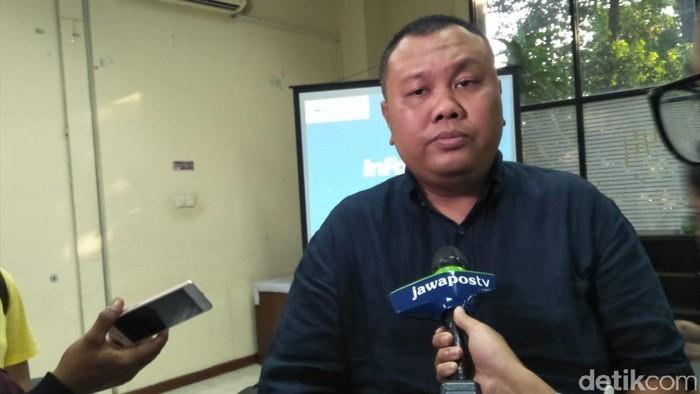 Hendri Satrio (Nur Azizah Rizki Astuti/detikcom)