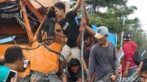 1 Orang Tewas Akibat Kecelakaan Beruntun di Sibolangit Sumut