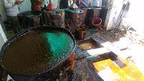 Sepenggal Sejarah Soal Lokasi Semburan Minyak di Surabaya