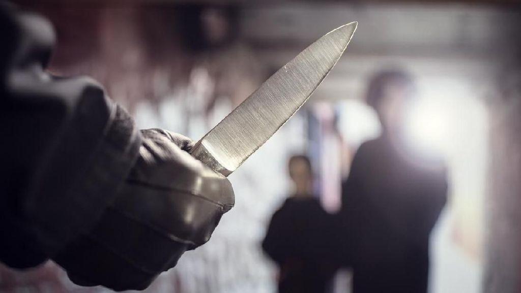 Ustaz yang Ditusuk Saat Ceramah Maulid Nabi di Aceh Luka di Tangan