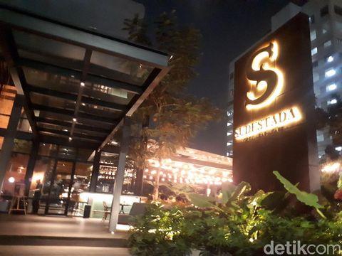 Sejuk Nyaman Bersantai di Restoran Khas Argentina, Sudestada Thamrin