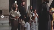 Pakai Kerudung & Baju Super Ketat di Gereja, Kim Kardashian Diserang Netizen