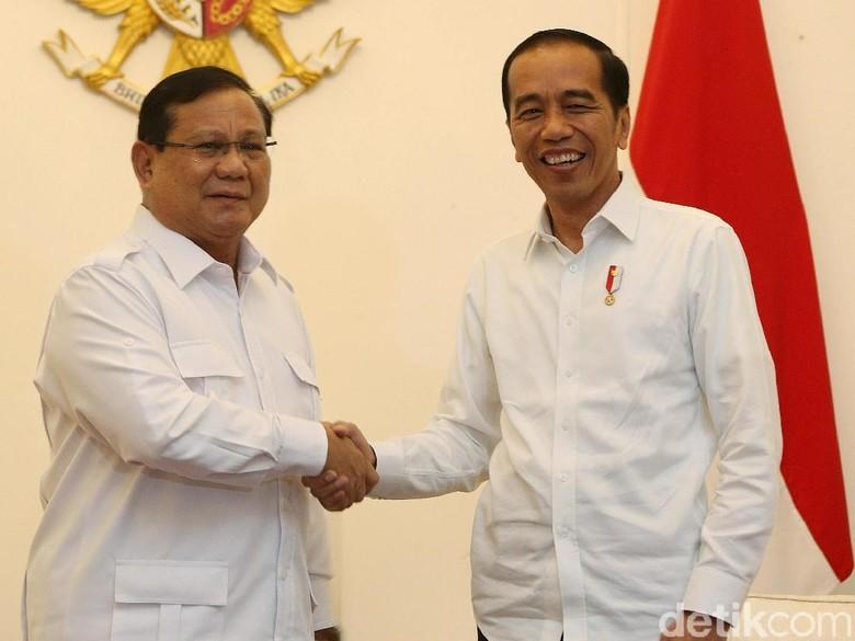 Temui Ketum-ketum Parpol Jokowi, Prabowo Kulonuwun Masuk Koalisi?
