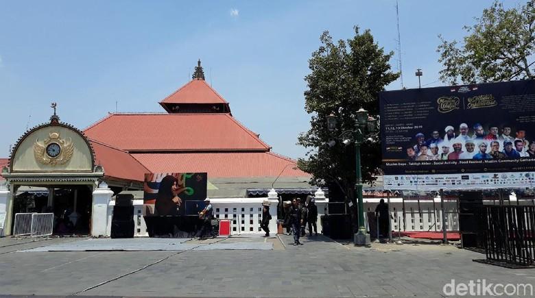 Kegiatan Muslim United Tetap Digelar di Masjid Gedhe Kauman