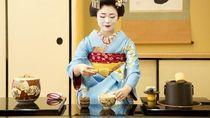 Mau Ngeteh Bareng Geisha? Tak Perlu ke Jepang, Bisa Secara Online