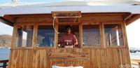 Agus Henriawan, kapten kapal Arfisyana Indah (Ahmad Masaul Khoiri/detikcom)