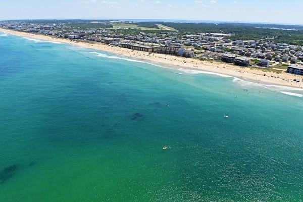 Outer Banks membentang sepanjang 320 km, serta sudah menjadi salah satu destinasi favorit warga Negeri Paman Sam (Facebook/Visit The Outer Banks)