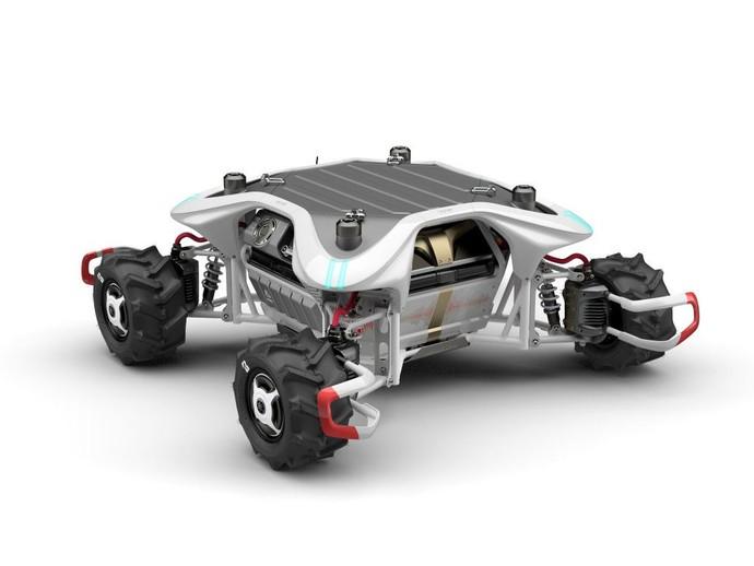 Kendaraan Masa Depan Yamaha, Nmax Listrik sampai Mobil Otonom