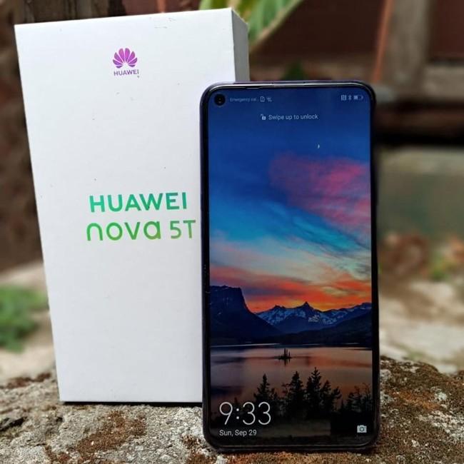 Pengalaman Jajal Huawei Nova 5T dan Hasil Fotonya yang Ciamik