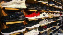 Sepatu Impor Vietnam Kepung Pasar RI