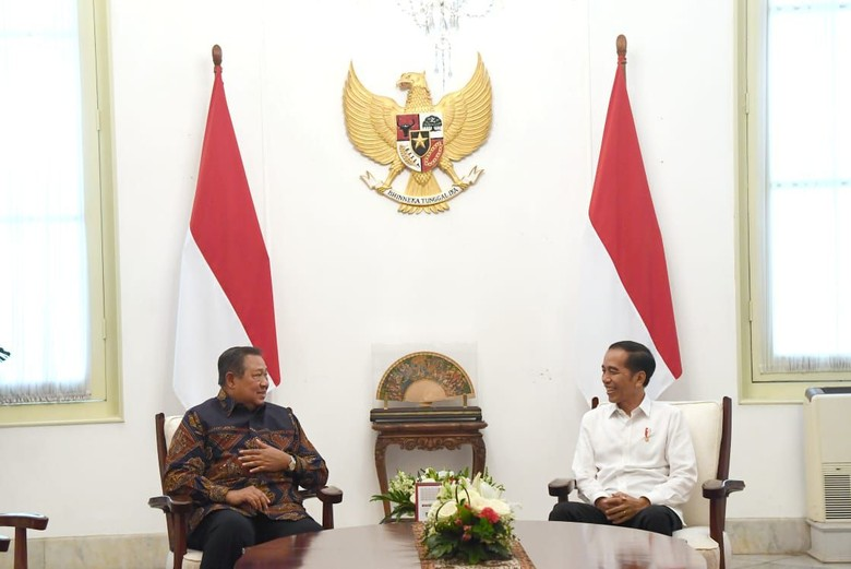 SBY-Prabowo Bertemu Jokowi, PAN-PKS Siap Oposisi