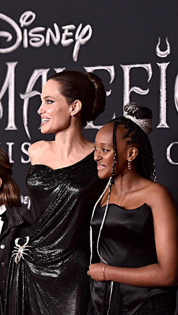 Baru 14 Tahun, Putri Angelina Jolie Jadi Desainer Perhiasan