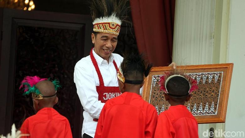 Istana Tepis Anggapan Pemerintahan Jokowi Otoriter