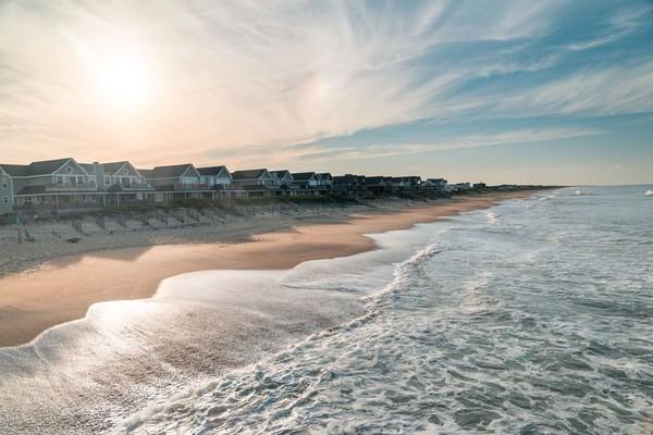 Outer Banks sendiri merupakan kawasan pesisir di Negara Bagian North Carolina, AS (Facebook/Visit The Outer Banks)