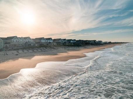 Foto: Pantai Cantik Tempat Penampakan UFO