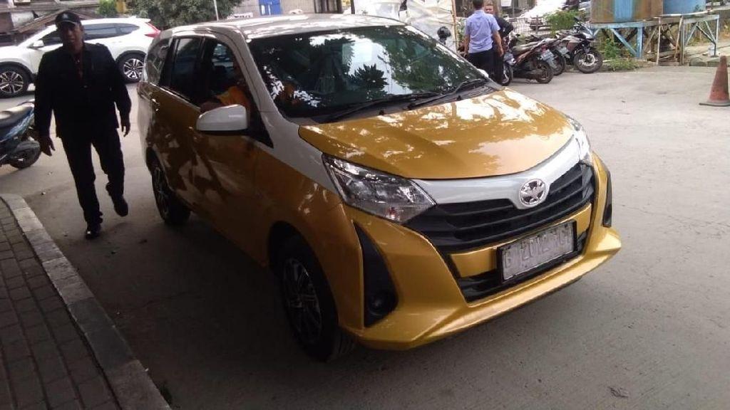 Sigra Jadi Taksi Belum Ada Pengaruhnya ke Penjualan Daihatsu