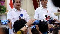 Jokowi-Prabowo Kompak Jalin Kemesraan