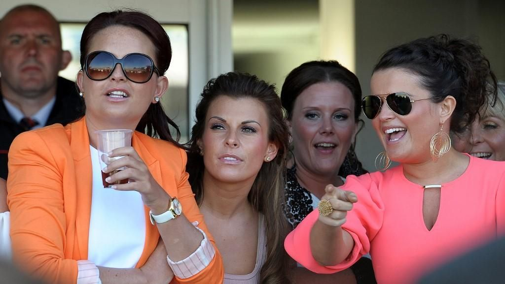 Coleen Rooney Vs Rebekah Vardy Ditantang Naik Ring Tinju