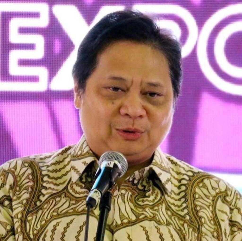 Airlangga Larang Anggota DPR F-Golkar Keluar Jakarta Hingga Munas Selesai