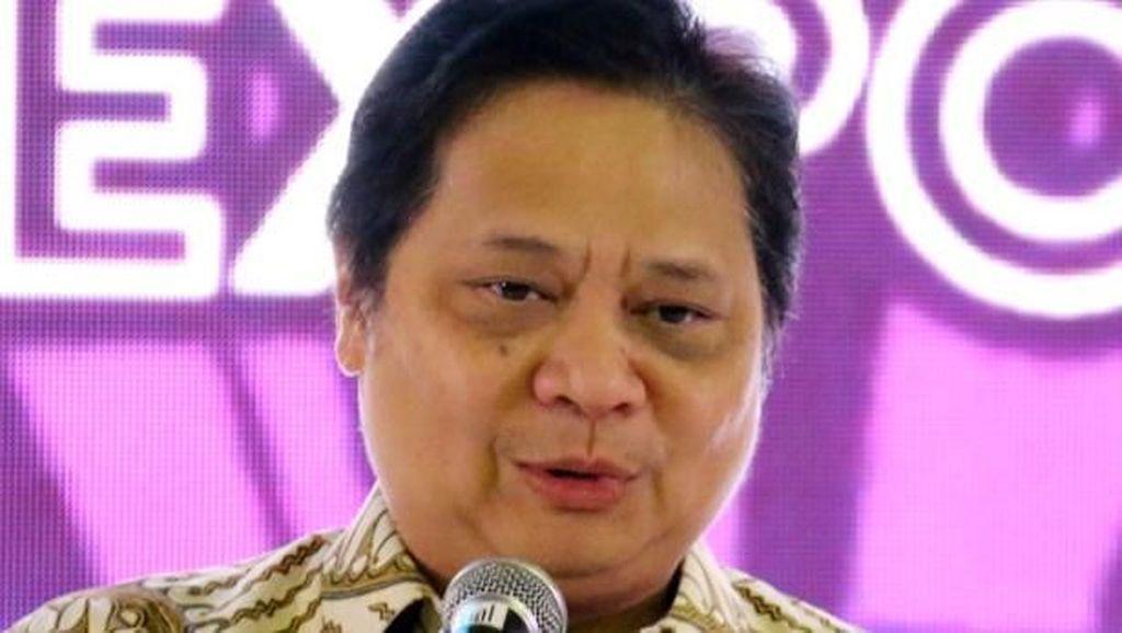 Mau Jadi Menteri Lagi, Pak Airlangga?
