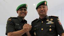 Legawa Kolonel HS Ditahan Usai Dicopot dari Dandim Kendari