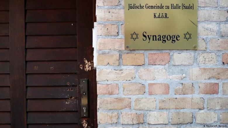 Usai Penembakan di Halle, Perlindungan Sinagoge di Jerman Jadi Sorotan