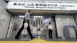 Pasca Topan Super, Kini Kereta di Tokyo Berjalan Normal