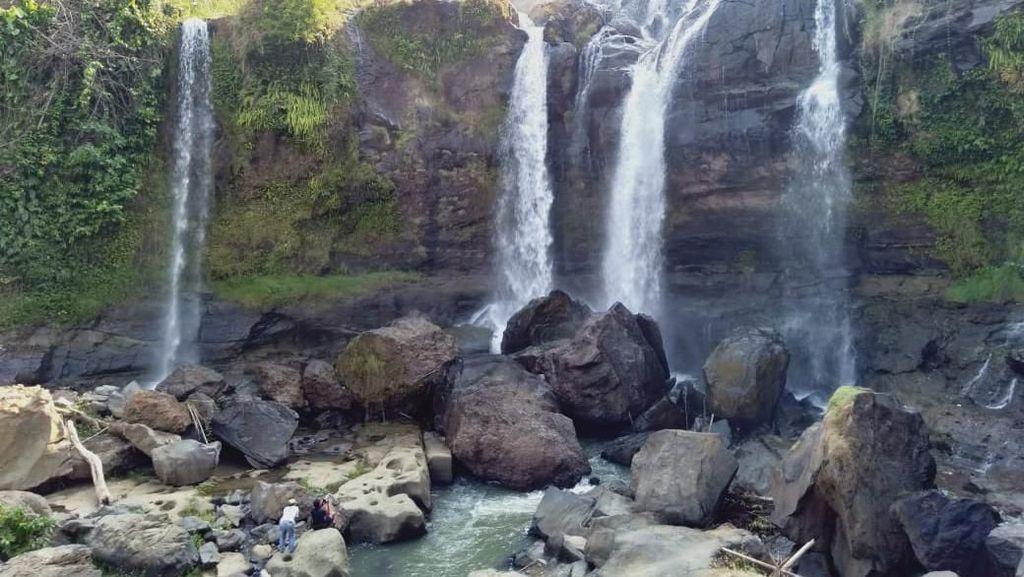 Curup Gangsa, Andalan Pariwisata Baru di Way Kanan