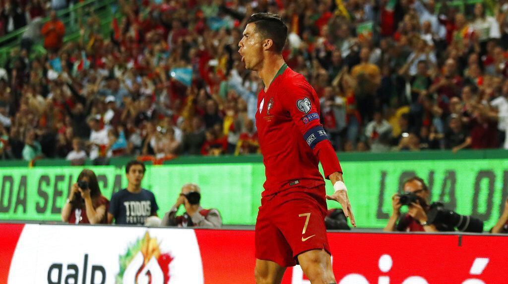 Ronaldo Akan Jadi Nama Stadion Sporting CP?