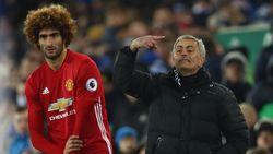 Rumor Transfer: Mourinho Ingin Bawa Fellaini ke Tottenham?
