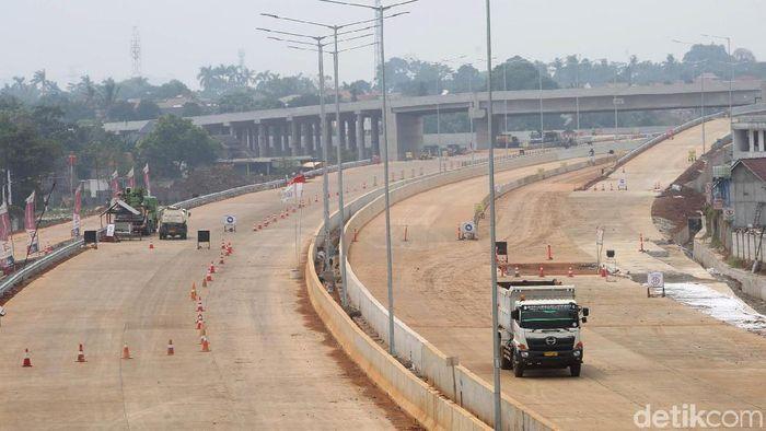 PT Cinere Serpong Jaya (CSJ) mengungkapkan pengoperasian Seksi I Serpong-Pamulang dapat dilakukan pada tahun 2019. Panjang jalan tol itu pun mencapai 10,14 km.