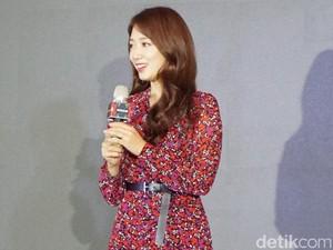 Datang ke Indonesia, Aktris Korea Park Shin Hye Terkesan Kebaikan Orang Bali