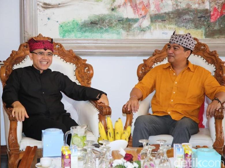 Indra Lesmana Terkesima Tarian Kolosal Gandrung Sewu di Banyuwangi