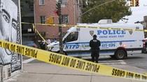 Penembakan Membabi Buta di New York, 4 Orang Tewas dan 3 Terluka