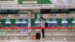 Transportasi di Jepang Ditutup Sementara Imbas Topan Hagibis