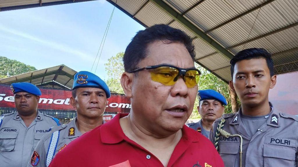 Polisi: Terduga Teroris di Bali Satu Grup WA Abu Rara Penusuk Wiranto