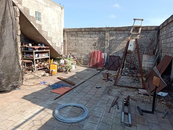 Lokasi kos-kosan terduga teroris yang ditangkap di Bali (Aditya/detikcom)