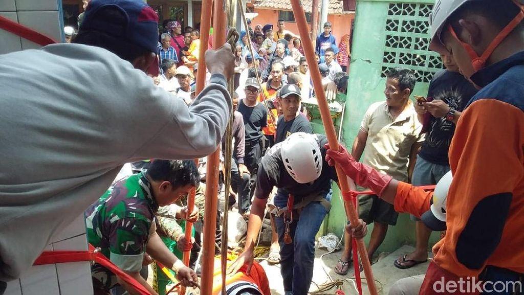 2 Warga Ciamis Tewas Tenggelam Saat Bersihkan Sumur Masjid