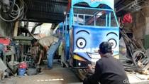 Odong-odong: Awalnya Ritual, Dianggap Bahaya, hingga Dilarang di Jakarta
