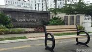 Trotoar Depan Kantor Gubsu di Medan Sudah Bagus, Yang Lain?