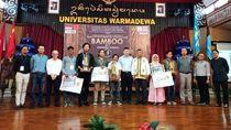 Universitas Warmadewa Juara International Bamboo Competition 2019