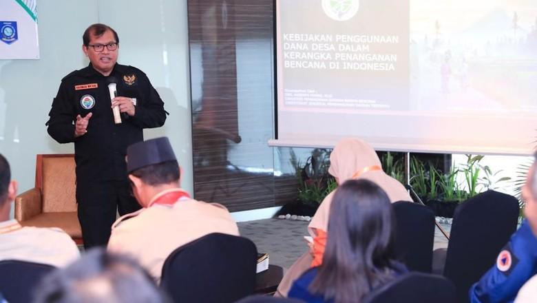 Kemendes Sebut dari 74.957 Desa di Indonesia Mayoritas Rawan Bencana