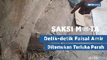 Teka-teki Luka di Kepala Faisal Amir Usai Demo Berujung Rusuh
