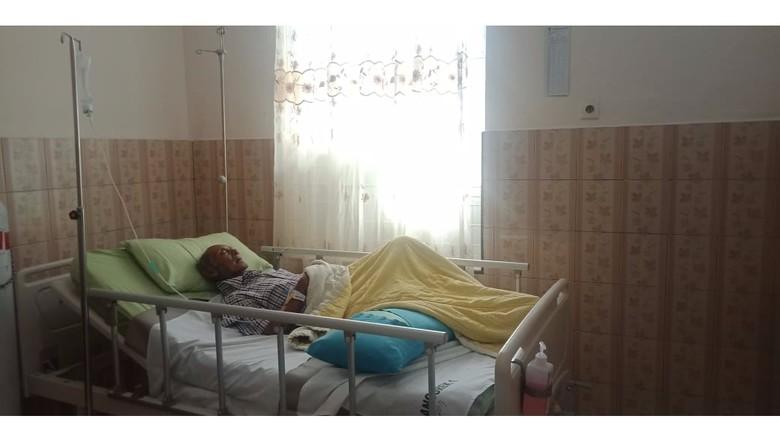 Kisah Kakek Telantar 4 Hari di Halte Medan