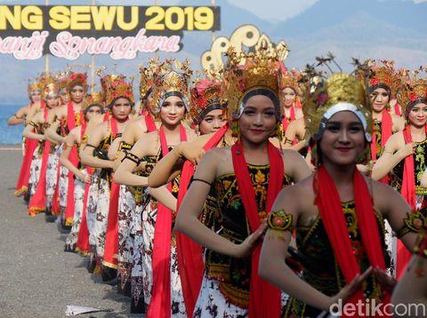 Festival Gandrung Sewu 2019/