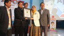 Ikatan Apoteker Indonesia Pecahkan Rekor MURI