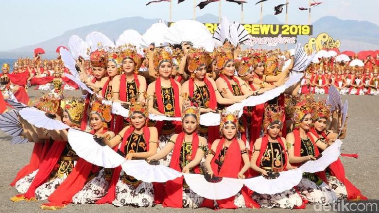Kisah Panji Sunangkoro yang Jadi Tema Festival Gandrung Sewu 2019